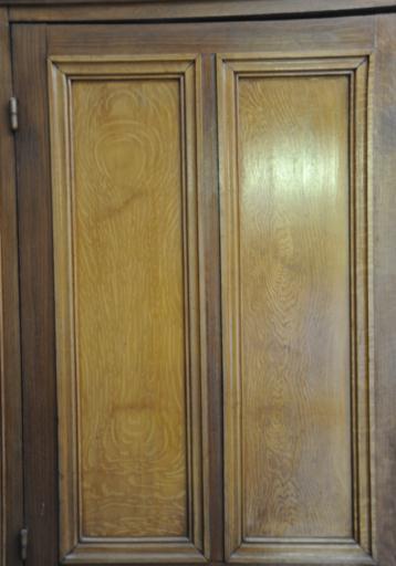 Faux Bois Chene : Remplacement d'un panneau de porte peint en faux ch?ne