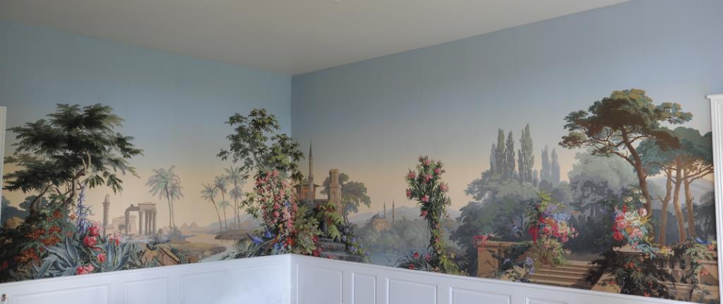 Moulures En Platre : L atelier du peintre en décors